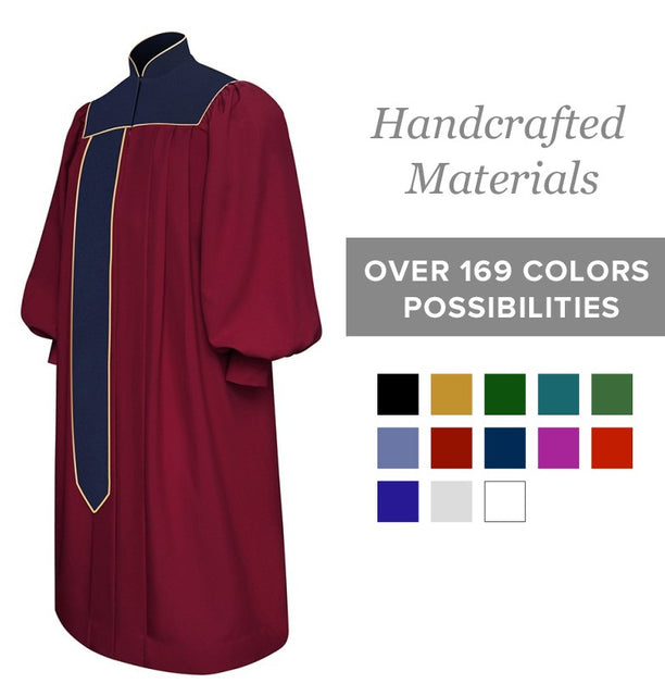 Symphony Choir Robe - Custom Choral Gown - Church Choir Robes - ChoirBuy