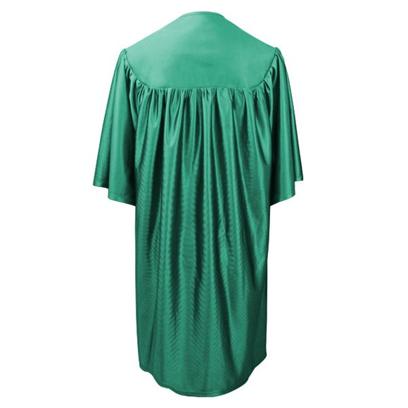 Child's Emerald Green Choir Robe - Church Choir Robes - ChoirBuy
