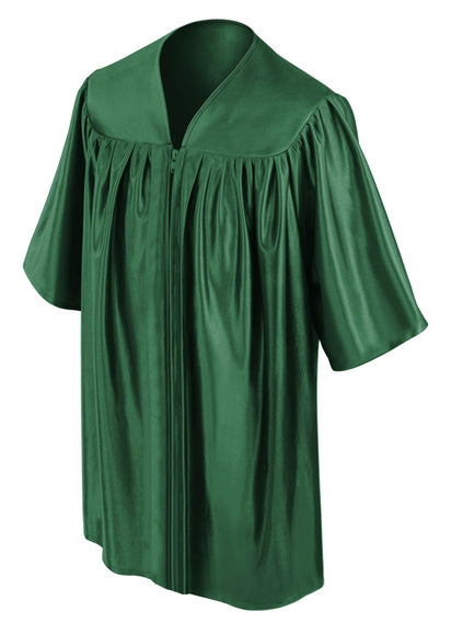 Child's Hunter Choir Robe - Church Choir Robes - ChoirBuy