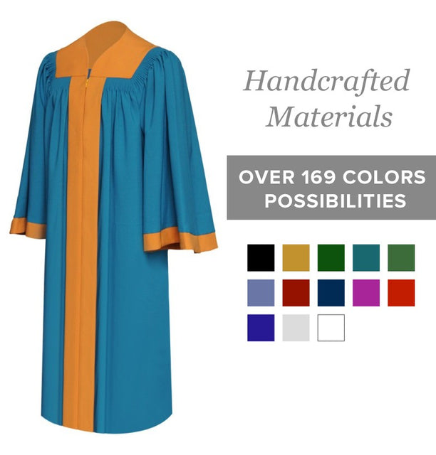 Melody Choir Robe - Custom Choral Gown - Church Choir Robes - ChoirBuy