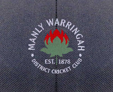 Load image into Gallery viewer, Masuri Original Series MK2 SENIOR Test Helmet with Steel Grille - Manly-Warringah CC
