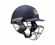 Load image into Gallery viewer, Masuri SENIOR Vision Series Elite Helmet with Titanium Grille - Northern District CC