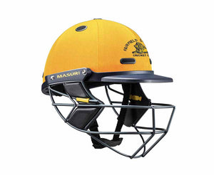Masuri SENIOR Vision Series Test Helmet with Steel Grille - Fairfield-Liverpool CC