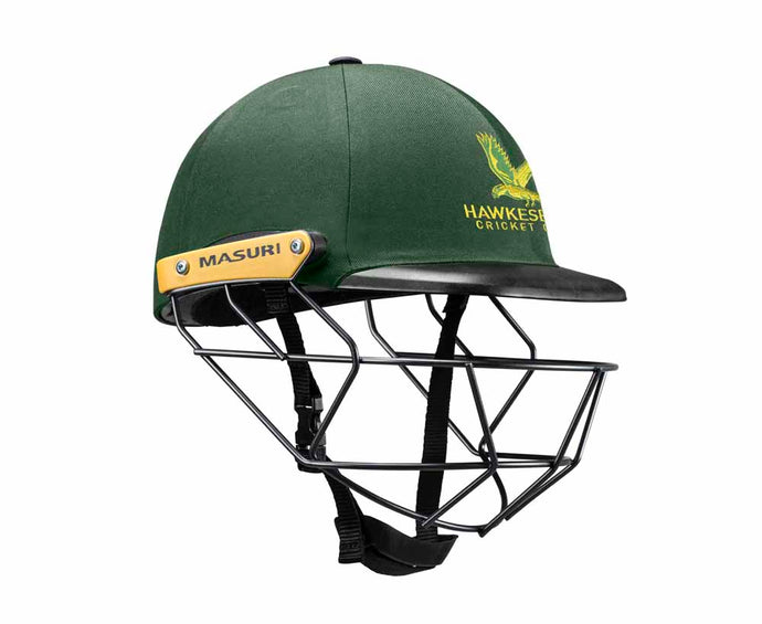 Masuri Original Series MK2 JUNIOR Legacy Plus Helmet with Steel Grille - Hawkesbury CC