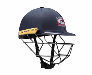 Masuri Original Series MK2 JUNIOR Legacy Plus Helmet with Steel Grille - Eastern Suburbs CC