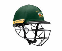 Load image into Gallery viewer, Masuri Original Series MK2 SENIOR Legacy Plus Helmet with Steel Grille - Campbelltown-Camden CC