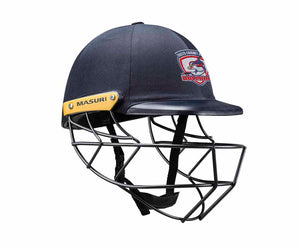 Masuri Original Series MK2 SENIOR Legacy Plus Helmet with Steel Grille - Eastern Suburbs CC