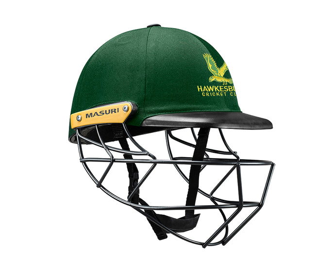 Masuri Original Series MK2 SENIOR Legacy Plus Helmet with Steel Grille - Hawkesbury CC