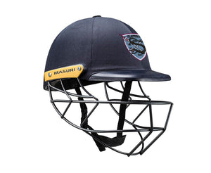 Masuri Original Series MK2 SENIOR Legacy Plus Helmet with Steel Grille - St George-Sutherland CC