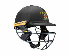 Load image into Gallery viewer, Masuri Original Series MK2 SENIOR Test Helmet with Steel Grille - University of NSW CC