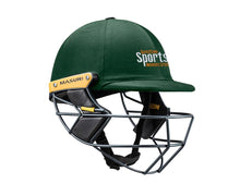 Load image into Gallery viewer, Masuri Original Series MK2 SENIOR Test Helmet with Steel Grille - Bankstown Sport Women's CC