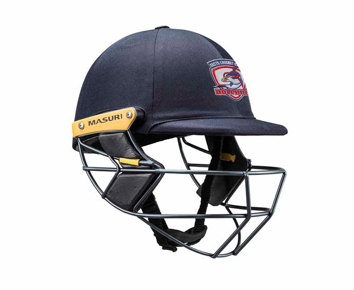 Masuri Original Series MK2 SENIOR Test Helmet with Steel Grille - Eastern Suburbs CC