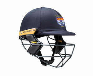 Masuri Original Series MK2 SENIOR Test Helmet with Steel Grille - Sydney University CC