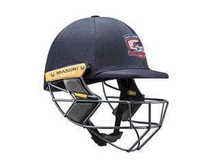 Masuri Original Series MK2 SENIOR Test Helmet with Titanium Grille - Eastern Suburbs CC