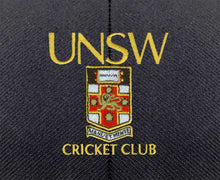 Load image into Gallery viewer, Masuri Original Series MK2 SENIOR Test Helmet with Titanium Grille - University of NSW CC