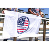 Newport Football Beach Towel