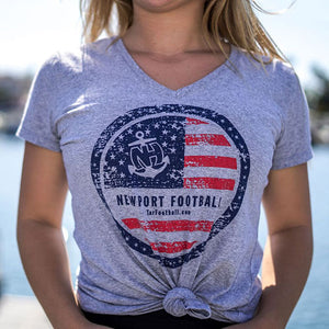 Newport Football Women's Shirt