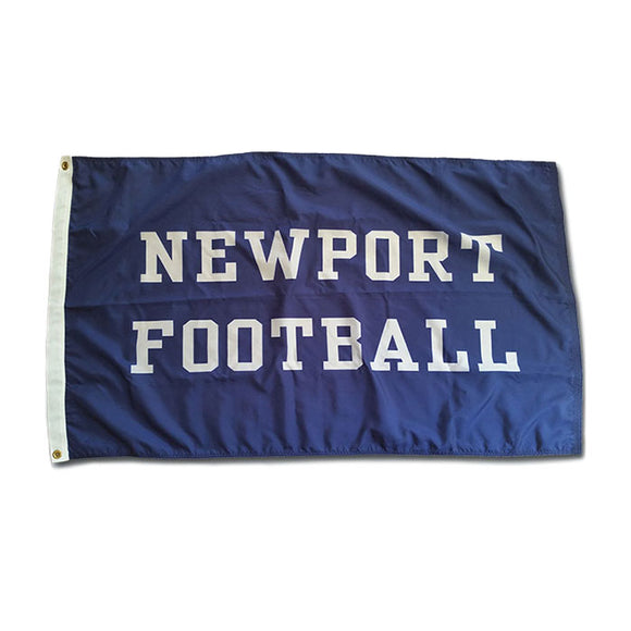 Newport Harbor Football Flag