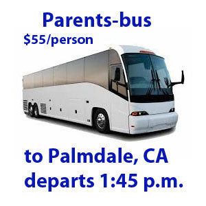 Parents Bus Rid (to and from)