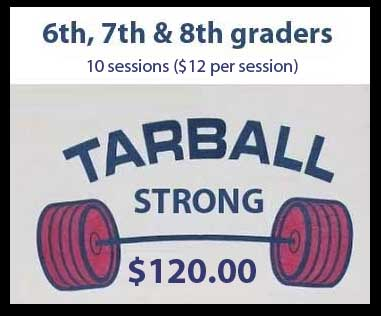 TARBALL Strong 2021 (10-pack)