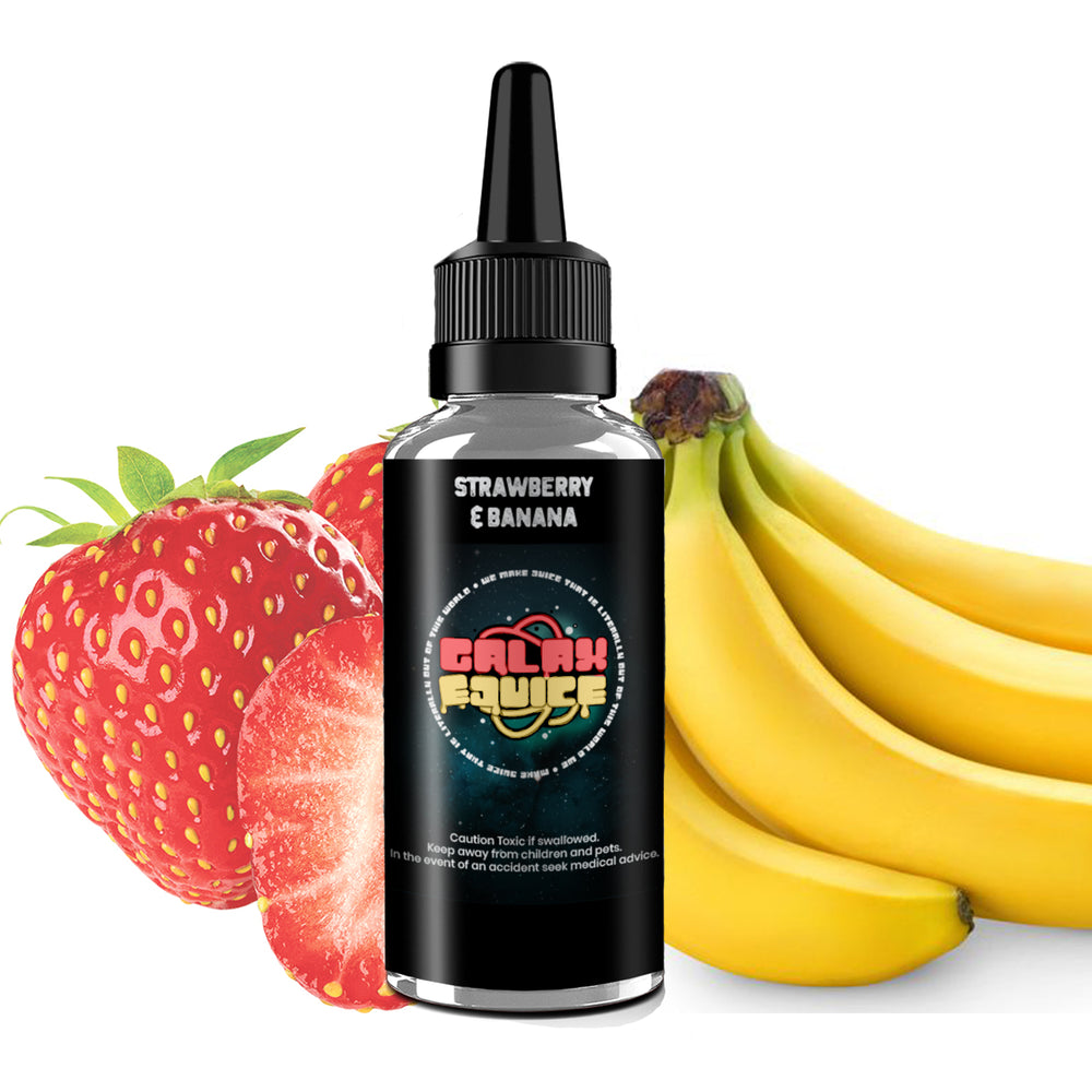 Strawberry and Banana 100ml