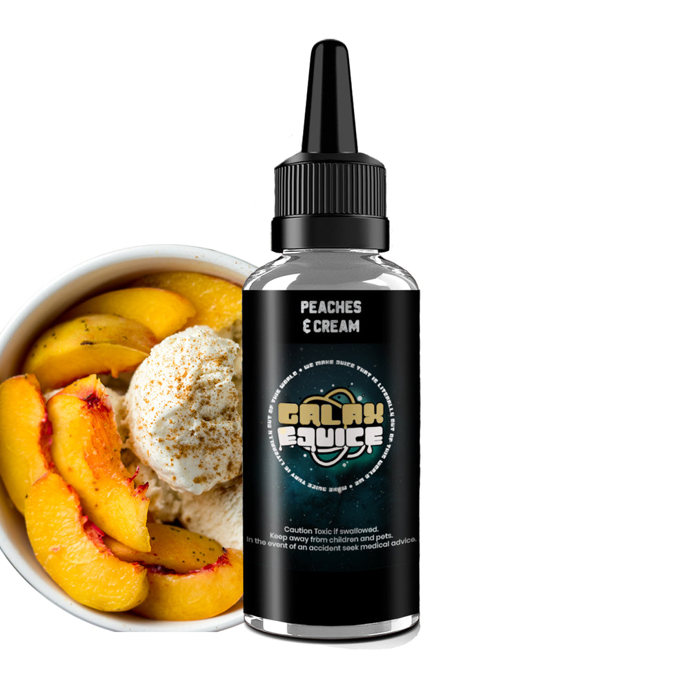 Peaches & Cream 100ml