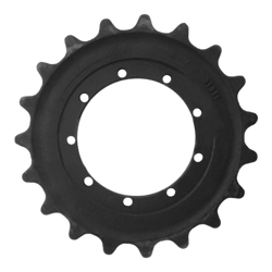 Sprocket for Hitachi ZX16