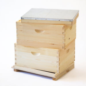 Beehive Box Kit - Unassembled