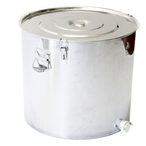 Stainless Steel Honey Storage Tank - 200kg