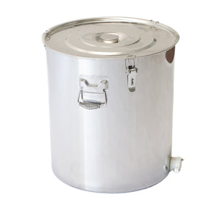 Stainless Steel Honey Storage Tank - 100kg