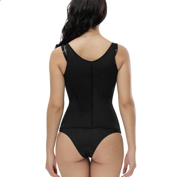 bbefc6557f0 ... desired waist  Easy front zip on and off from below