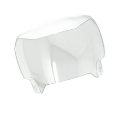 Clear Mirror Zero-G Football Visor | SHOC