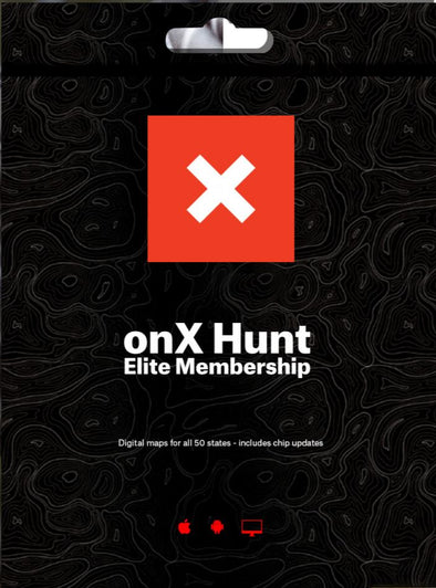 onX Hunt Elite membership