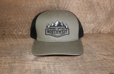 Richardson 112 Trucker Hat-Embroidered