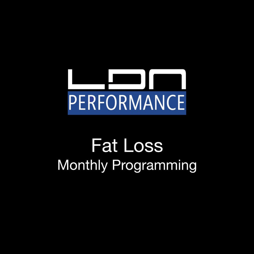 Fat Loss - LDN Performance