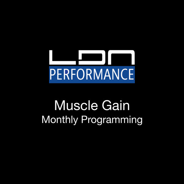 Muscle Gain - LDN Performance
