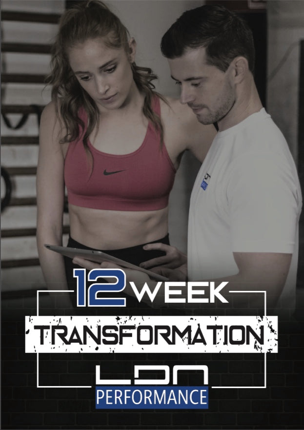 Women's 12 Week Transformation - LDN Performance