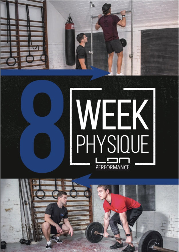 Men's 8 Week Physique - LDN Performance