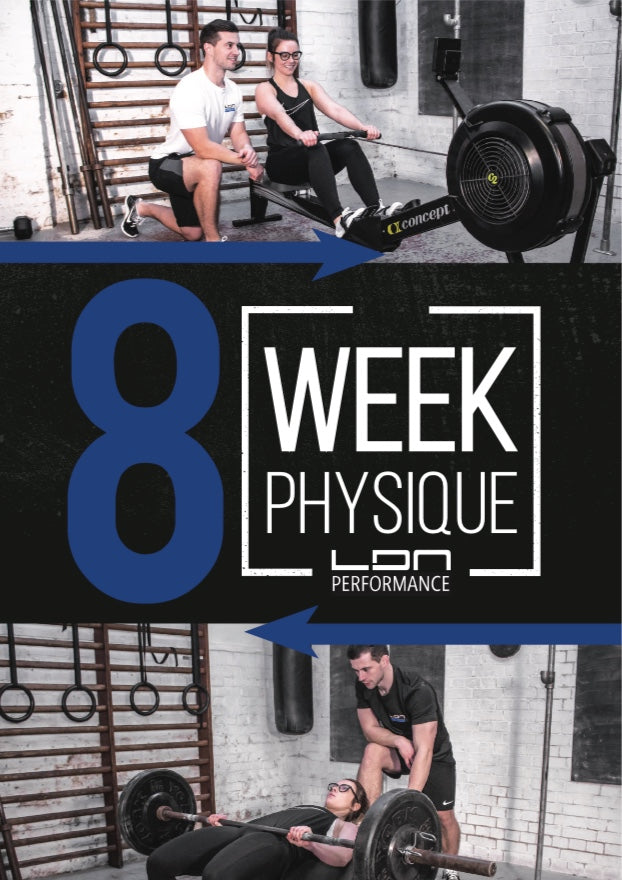 Women's 8 Week Physique