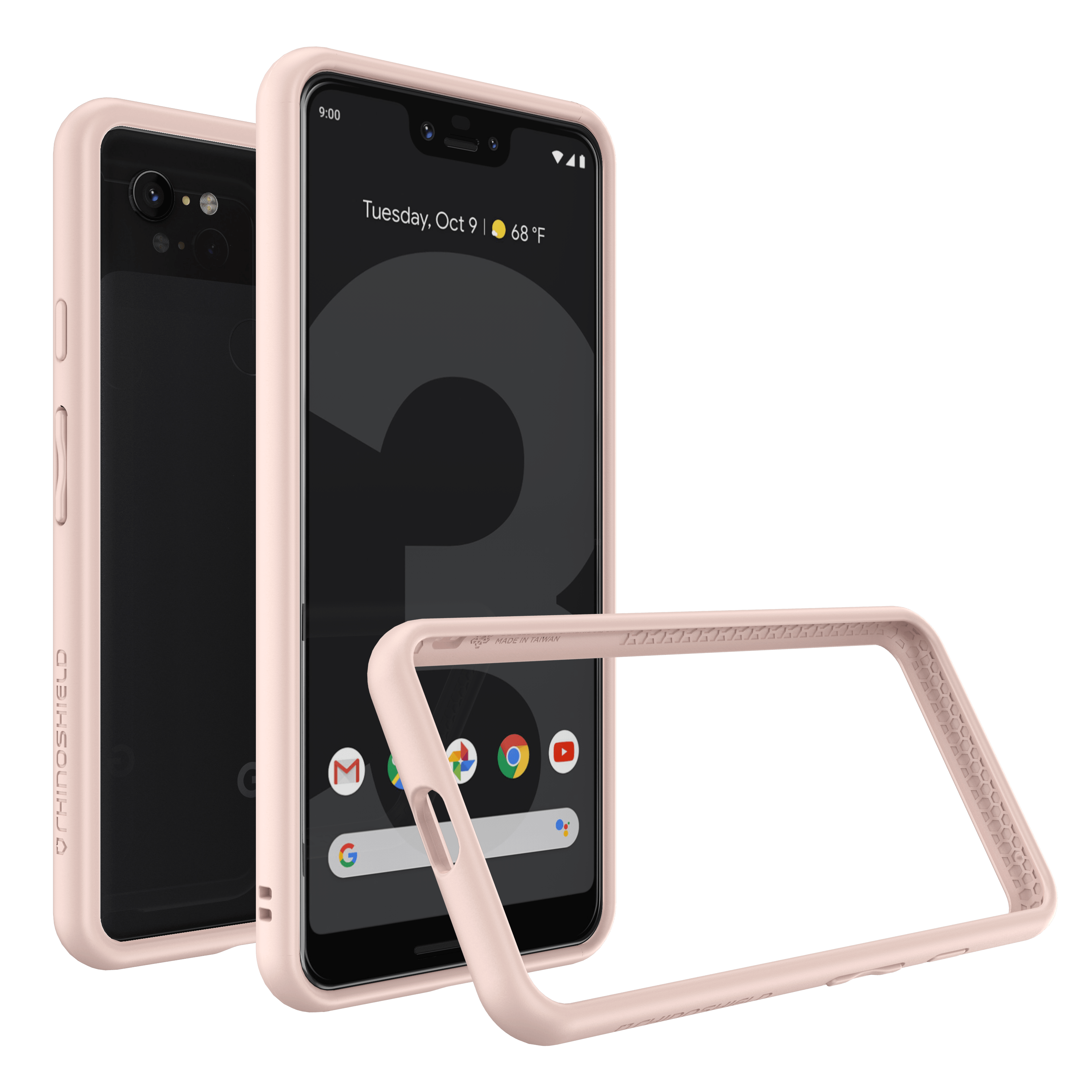 RhinoShield CrashGuard for Google Pixel 3 XL
