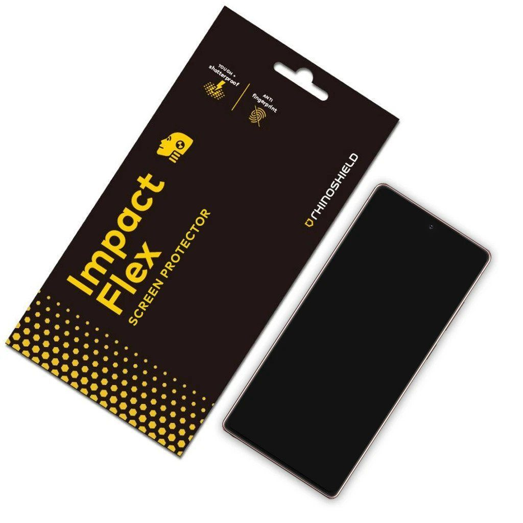RhinoShield Impact Flex Protector for Samsung Galaxy Note 20