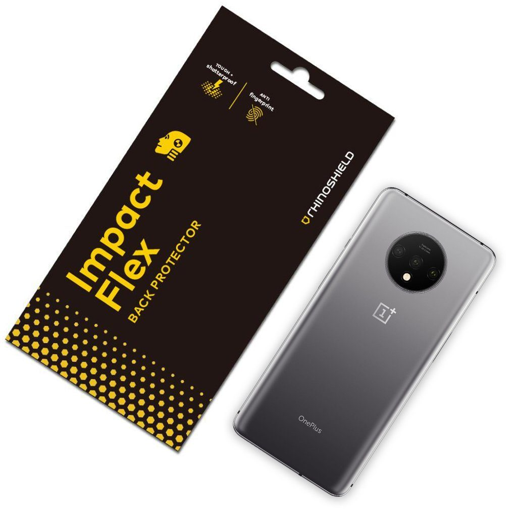 RhinoShield Impact Flex Screen Protector for OnePlus 7T- Back