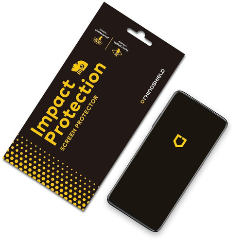 RhinoShield Impact Resistant Screen Protector for OnePlus 7T- Front