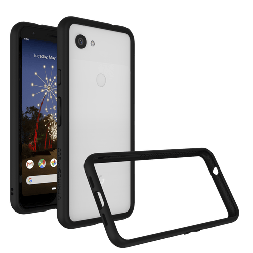 RhinoShield CrashGuard for Google Pixel 3a - Black