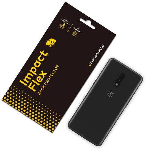 RhinoShield Impact Flex  Back Protector for OnePlus 7- Back Only