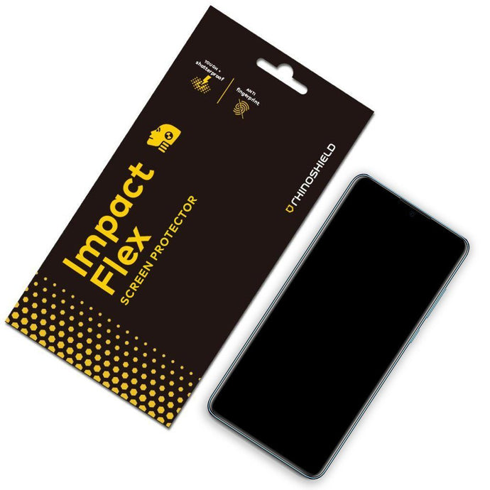 RhinoShield Impact Flex Screen Protector for Huawei P30 Front Only