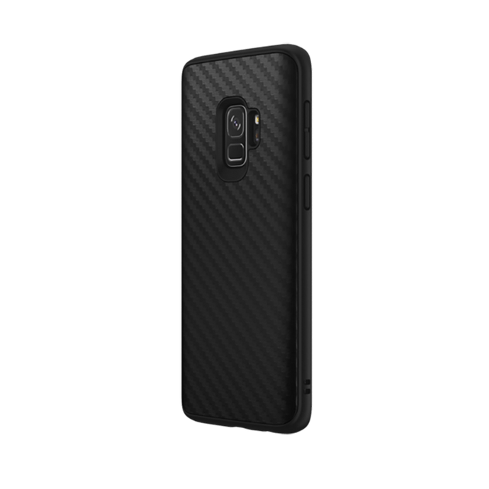 RhinoShield - SolidSuit for Samsung Galaxy S9 - Carbon Fiber