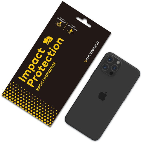 Impact Resistant Protector for iPhone 12 Pro Max Back Only