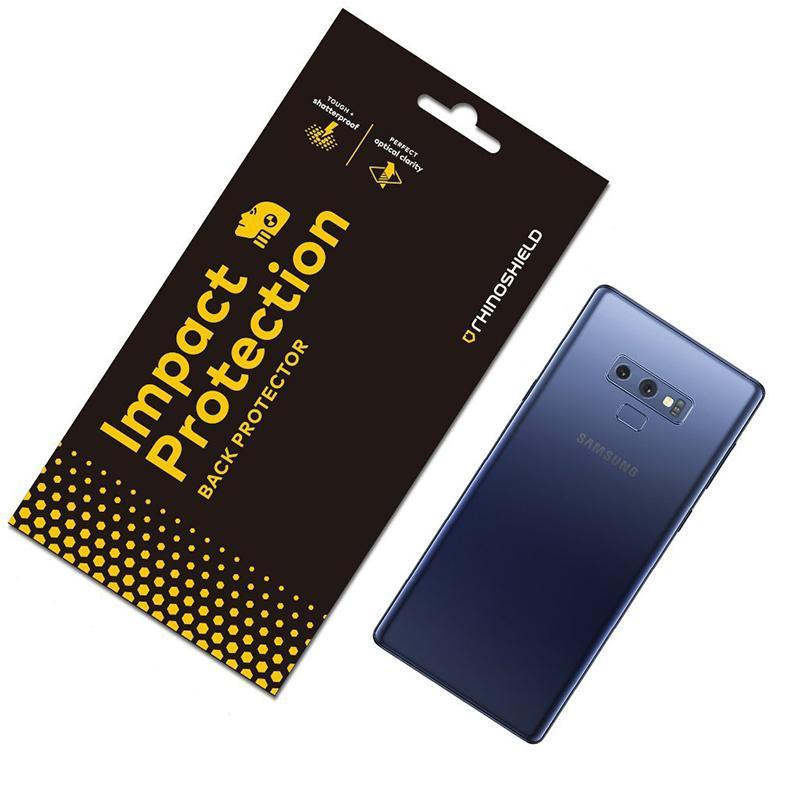 RhinoShield - Screen Protector for Samsung Galaxy Note 9 - Back Only