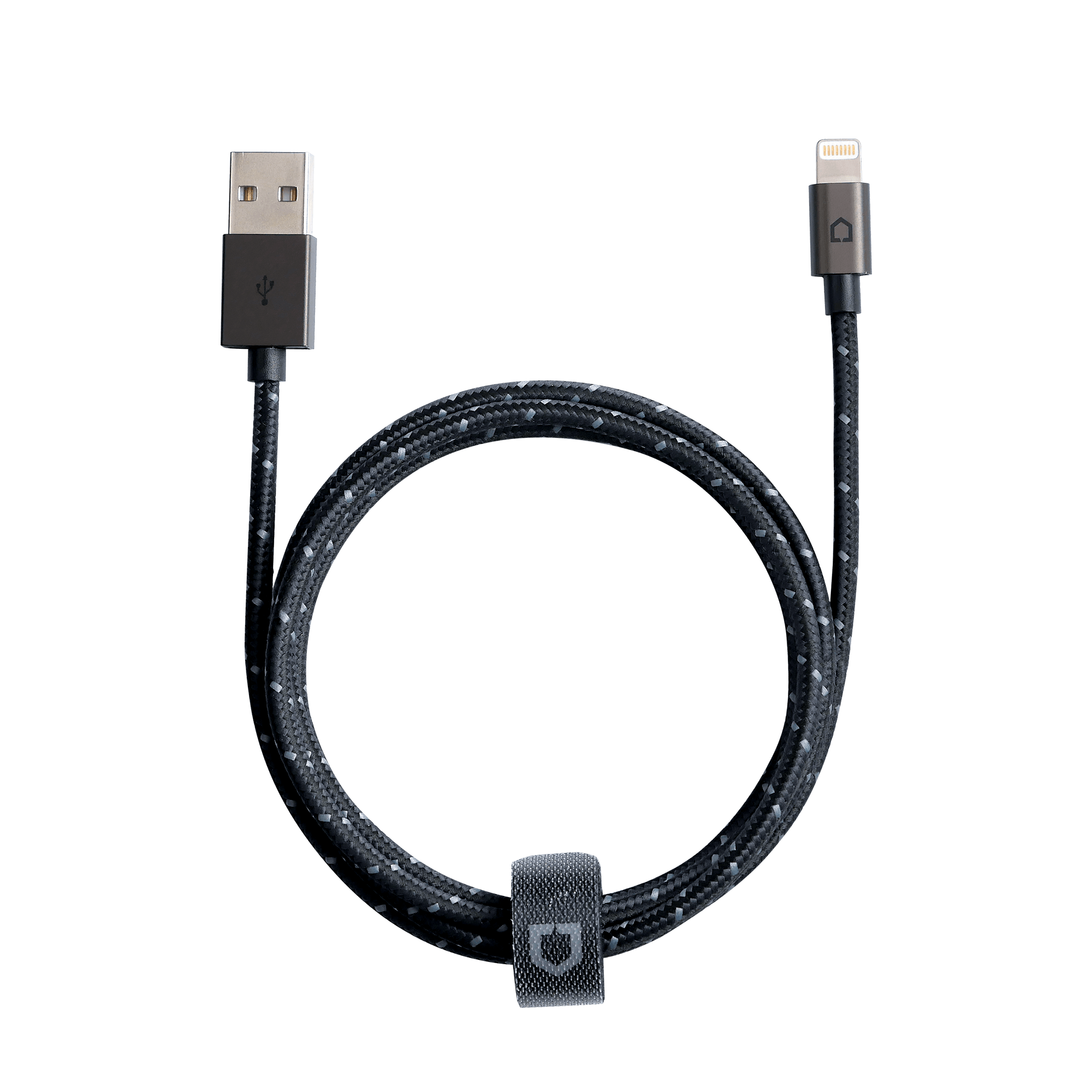 RhinoShield Apple Mfi Braided Lightning to USB Charging Cable